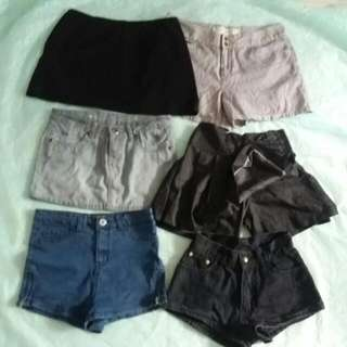 Skirts/ Shorts