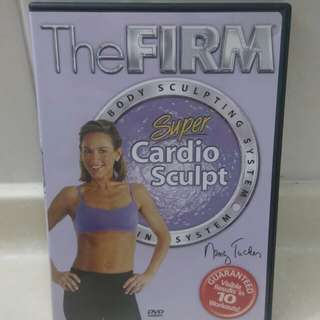 Super Cardio Sculpt workout