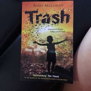Trash - School Book