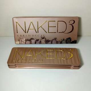 Naked 3 Urban Decay eyeshadow pallette