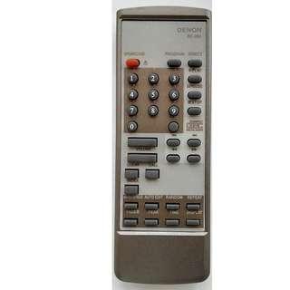 Remote Control for Denon CDP