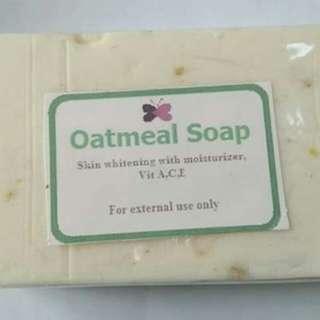 Oatmel soap