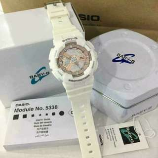 Baby g watch authentic