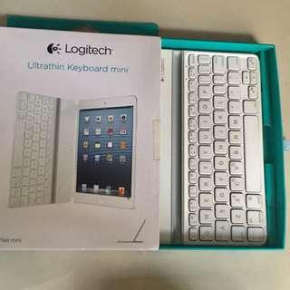 Logitech Ultrathin keyboard for iPad Mini 1, 2, 3 Original