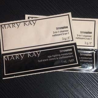 MARY KAY CLEANSER & MOISTURISER