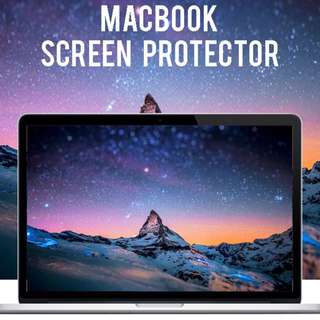 INSTOCK Macbook Glossy / Matte Screen Protector