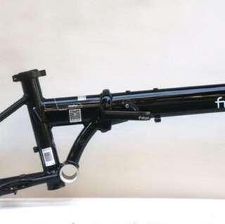 "Fnhon 16"" folding bike frame"