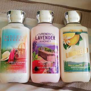 Bath & Body Works Lotion 236ml