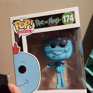 Rick and Morty Funko Pop Birdperson Mr.Meeseeks