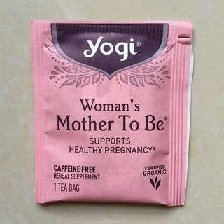 Yogi Tea 瑜珈茶 女人孕期保健茶(有機、不含咖啡因)- 零售茶包