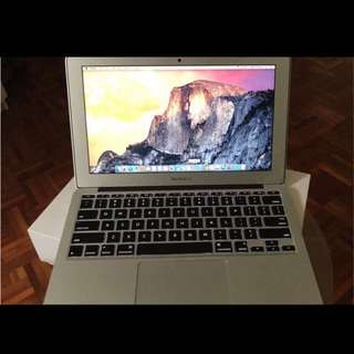 MacBook Air 11inch 2016