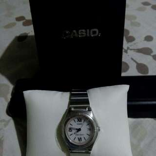 Casio Watch (for woman)