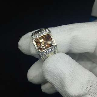 Bi-Colour Champagne Topaz
