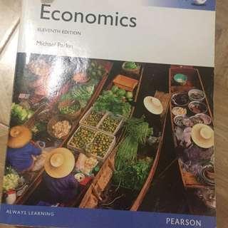 Economics 11th edition by Pearson ORIGINAL