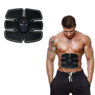 Electronic Abs trainer