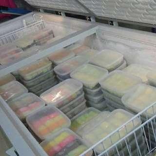 Pancake durian, order 120box dapat harga spesial (khusu jakarta)