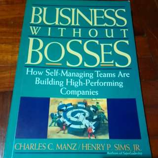 #Blessing Businesses without bosses
