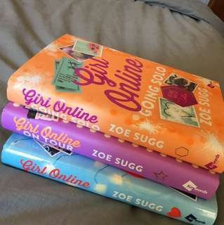 Zoella Book Collection