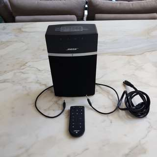 Bose sound touch 10 Bluetooth