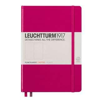 BERRY Leuchtturm1917 A5 dotted hardcover notebook