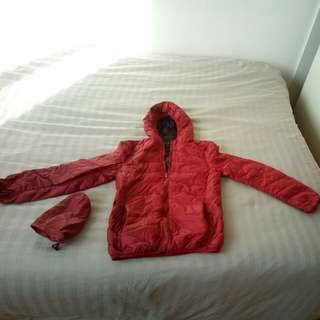 Winter Jacket .size s .i got it from carrousels wrong size