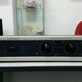 LABS VISION POWERAMP LV-1200