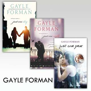 Gayle Forman Just One Day Collection ebook