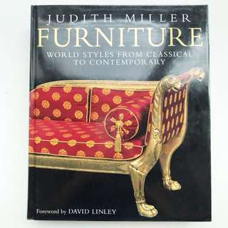 Book: Furniture: World Styles From Classical To Contemporary