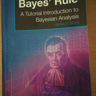 Bayes Rule (A tutorial introduction to Bayesian Analysis)