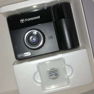 Repriced! Authentic Transcend Dashcam DrivePro 520