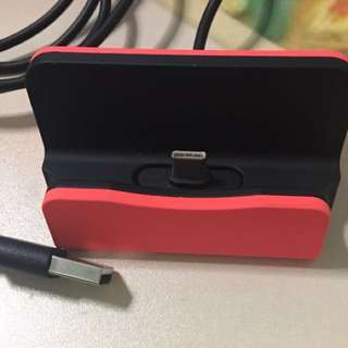Nintendo Switch docking USB C to USB A