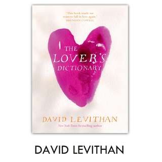 David Levithan - The Lover's Dictionary ebook