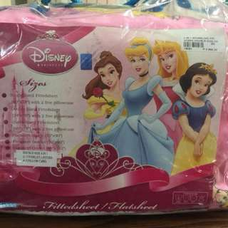 Disney Princess Fitted sheets (Sleeping Beauty: Aurora)