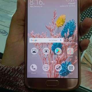 Samsung galaxy s7 flat rosegold 4/32 dualsim
