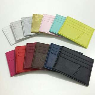 Jual card holder