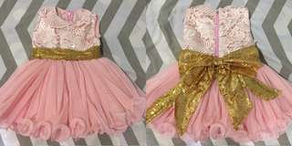 Sugarkissed pink gown