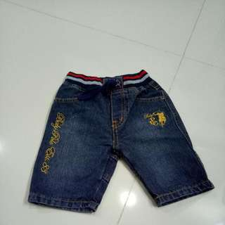 Celana Baby Polo Size 2