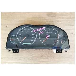 Toyota Premio / Toyota Allion 2002 Speedometer
