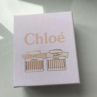 Chloe perfume travel set 香水