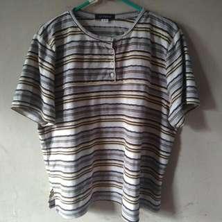 Stripes Cream Shirt