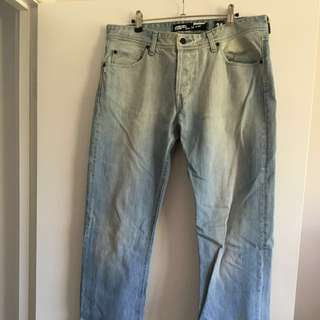 Lee Denim Men's Lo Slim Jeans