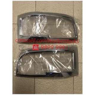 Toyota Hiace - Regiusace Van Head Light Trim / Hiace Accessories