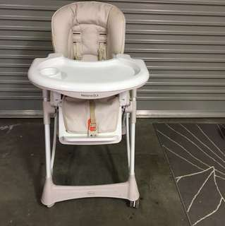 Messina DLX baby chair