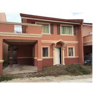 Camella House & Lot For rent