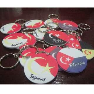 Keychain Daerah Johor