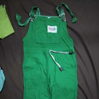 Overall lucu 2T