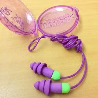 MOLDEX Earplugs coded