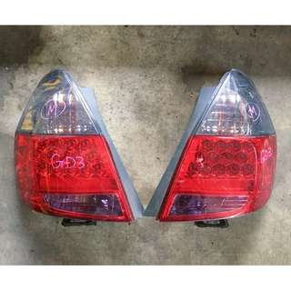 Honda FIT / Honda Jazz GD3 Smoked Tail Lamp