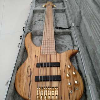 Bassmods bass guitar