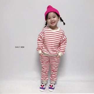 (韓國童裝)套裝